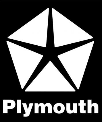 "Plymouth ""pentastar"" logo"