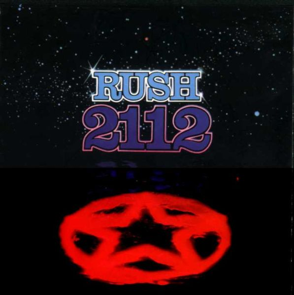 Rush - 2112 album cover