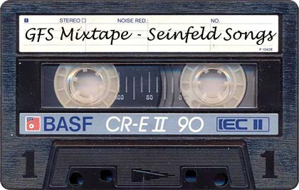 Gray Flannel Mixtape: Seinfeld songs