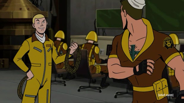 "The Venture Bros. - ""Pomp and Circuitry"""