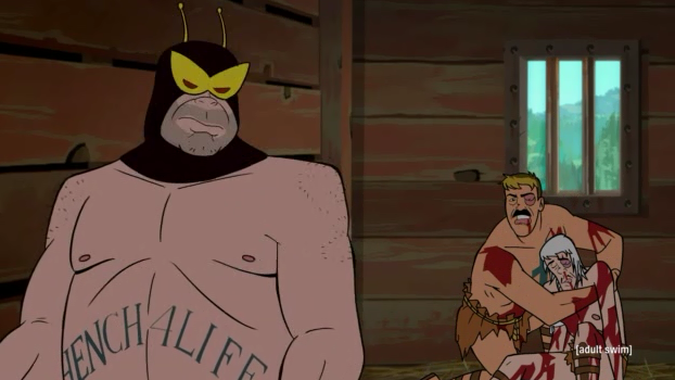 "Venture Bros. wrapup: ""Any Which Way But Zeus"""