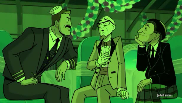 "Venture Bros. Wrapup: ""Operation: P.R.O.M."""
