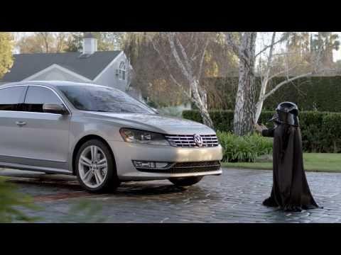 Commercials I love: The Force (Volkswagen)