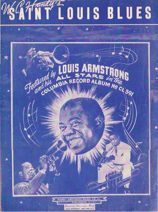 Sunday Jazz: Got them ol&#8217; St. Louis Blues