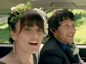 Subaru Outback honeymoon commercial