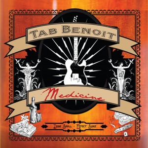 "Listening booth — Tab Benoit, ""Come and Get It"""
