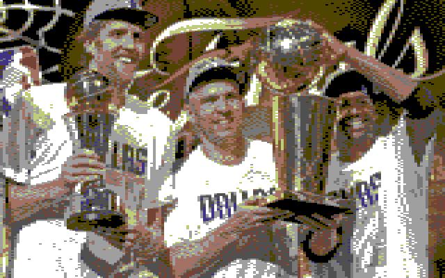 C64 - 2011 NBA champion Dallas Mavericks