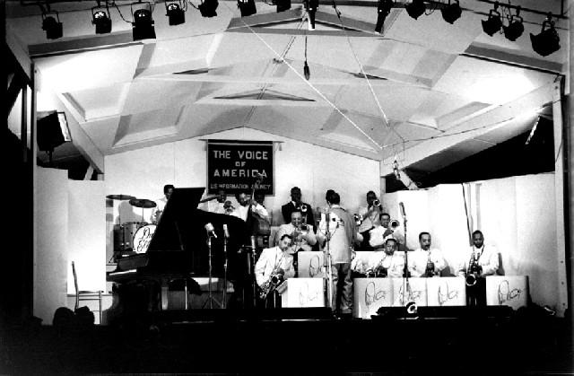 Duke Ellington at the Newport Jazz Festival, 1956