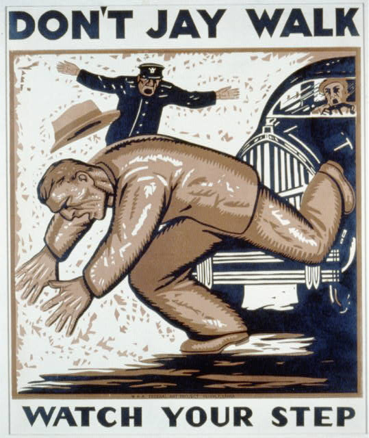Public Works Administration Poster