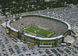 Football Friday — Nine Oldest NFL stadiums