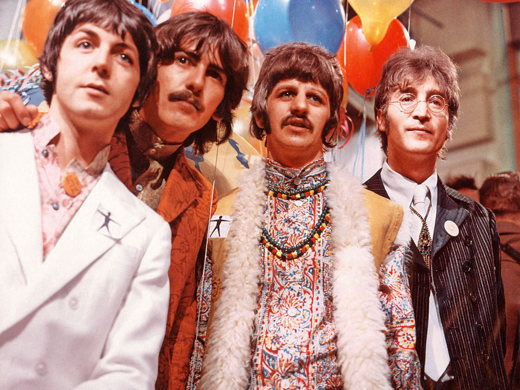 Image result for beatles 1967