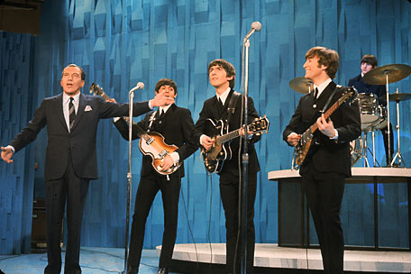 The Beatles with Ed Sullivan, 1964