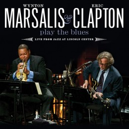 CD Giveaway: Wynton Marsalis & Eric Clapton Play the Blues