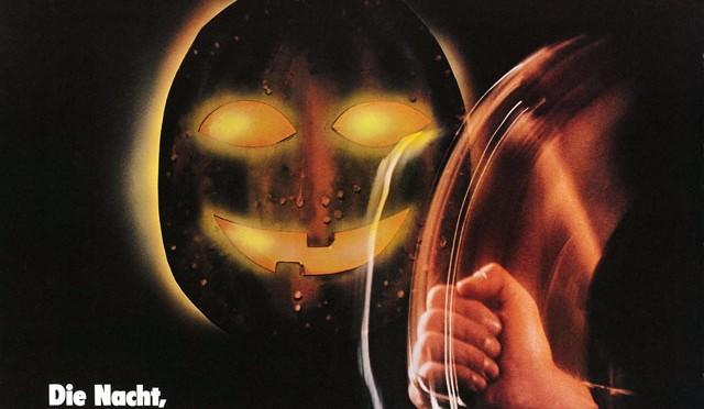 Halloween (1978) West German movie poster