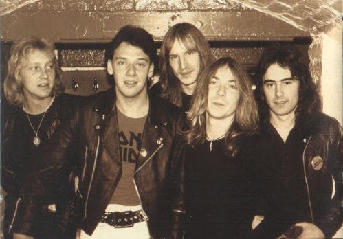 Iron Maiden, 1979