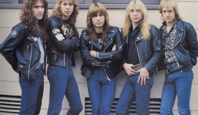 Iron Maiden, 1982