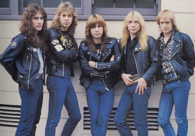 Pop Culture Capsule: Iron Maiden through the years