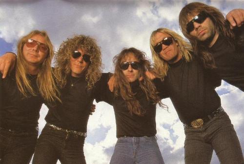 Iron Maiden, 1990