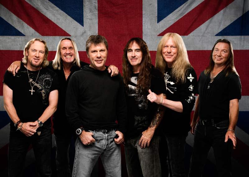 Iron Maiden, 2011