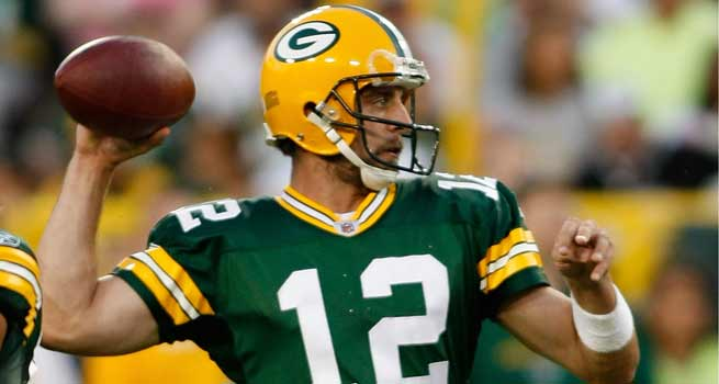 Football Friday: Aaron Rodgers' Assault on the NFL Record Books