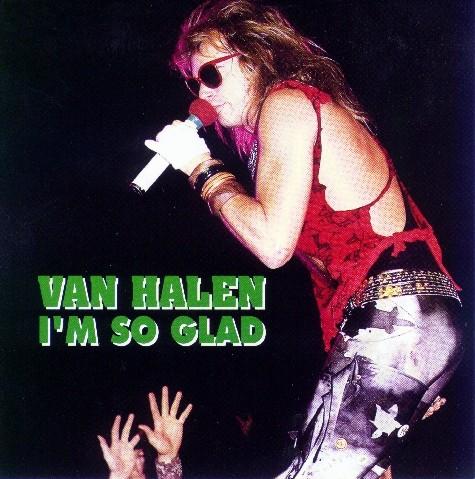 "Listening booth — Van Halen, ""I'm So Glad"" (Caracas, Venezuela 1/16/83)"