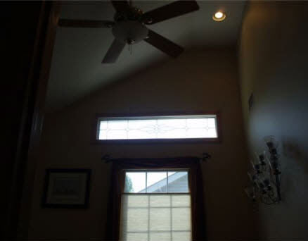 Crappy real estate listing photo #1 - darkness