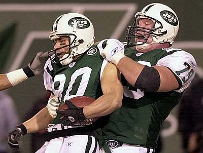 My Sports Memories: The 2002 New York Jets Win the AFC East