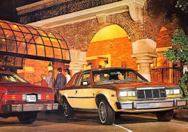 Retrotisements &#8212; 1982 American Motors Corporation (AMC) New Car Lineup