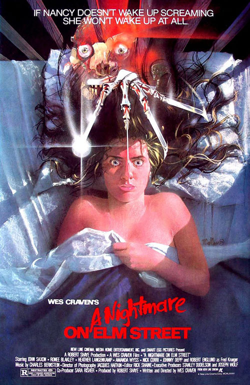 A Nightmare on Elm Street (1984) movie poster