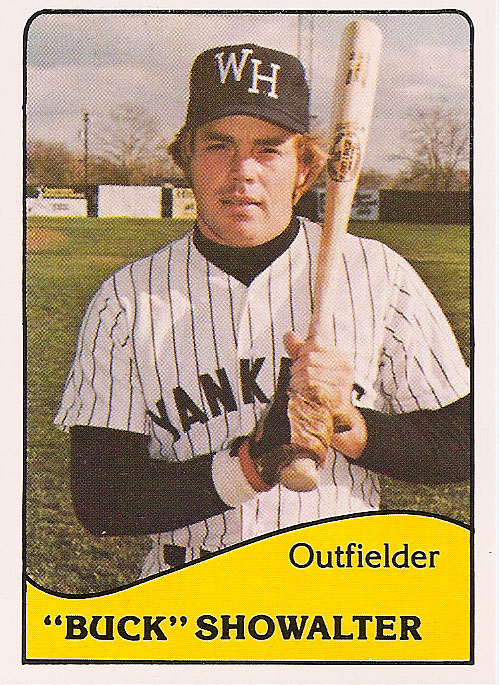 Buck Showalter, New Haven Yankees