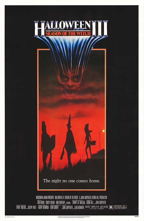 Halloween III: Season of the Witch (1982) movie poster