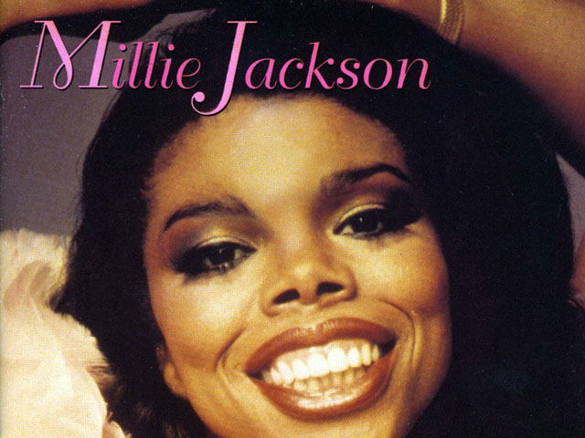 Music from the Worst Album Covers — Millie Jackson, Back to the S__t!