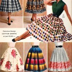 Sears Catalog, Spring/Summer 1958 - Women's Dresses