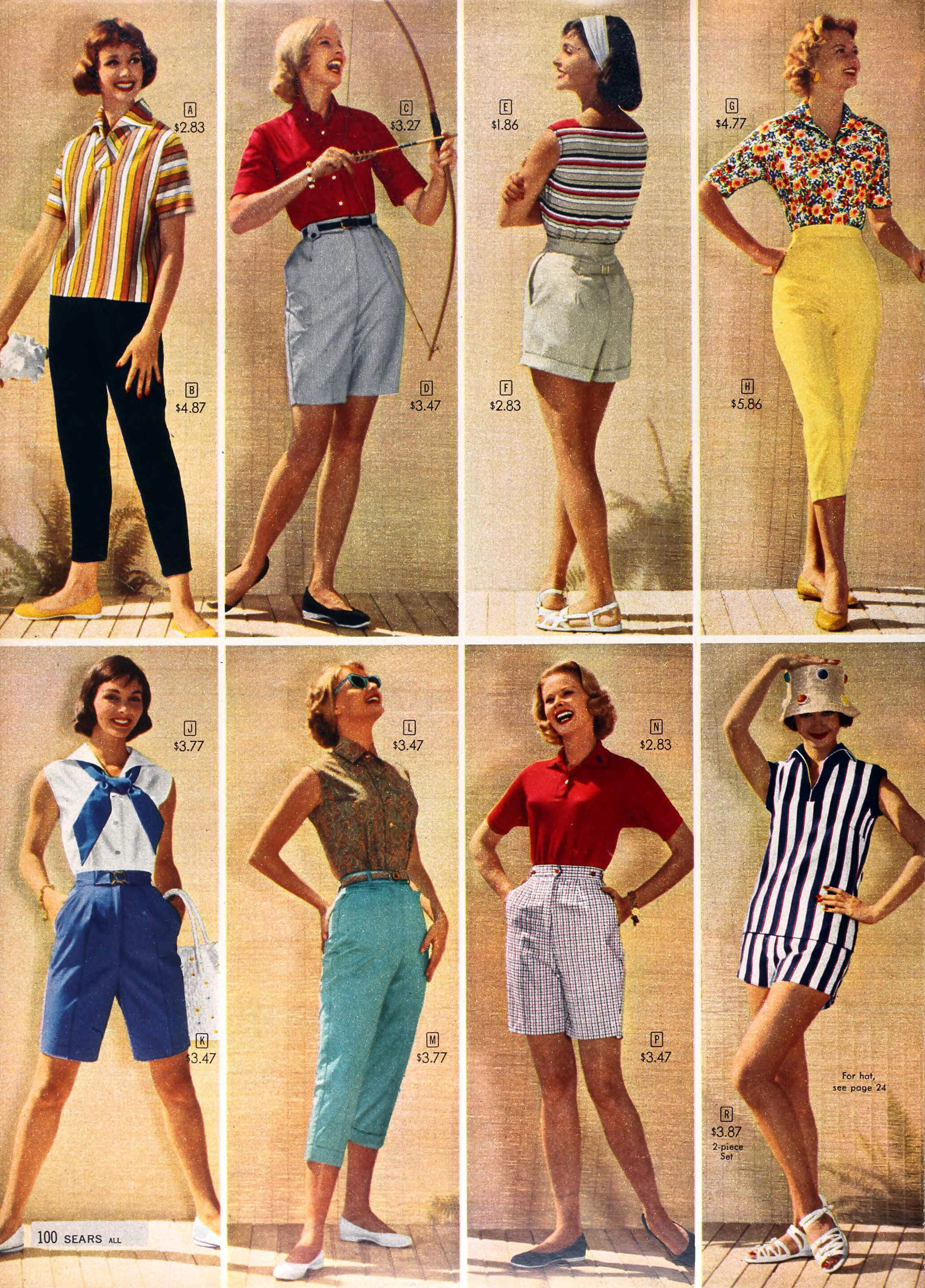 50s fashion for women 18