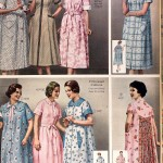 Sears Catalog, Spring/Summer 1958 - Women's Housecoats