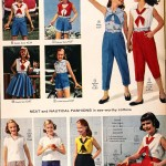 Sears Catalog, Spring/Summer 1958 - Girls' Clothing