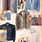 Sears Catalog, Spring/Summer 1958 - Men's Jackets