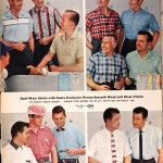 Sears Catalog, Spring/Summer 1958 - Men's Shirts