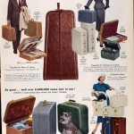 Sears Catalog, Spring/Summer 1958 - Luggage