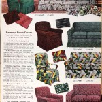 Sears Catalog, Spring/Summer 1958 - House Covers