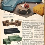 Sears Catalog, Spring/Summer 1958 - Furniture
