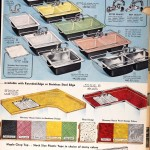 Sears Catalog, Spring/Summer 1958 - Sink Tops