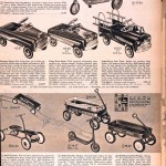 Sears Catalog, Spring/Summer 1958 - Wagons/Tractors