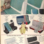 Sears Catalog, Spring/Summer 1958 - Allstate Car Seat Covers