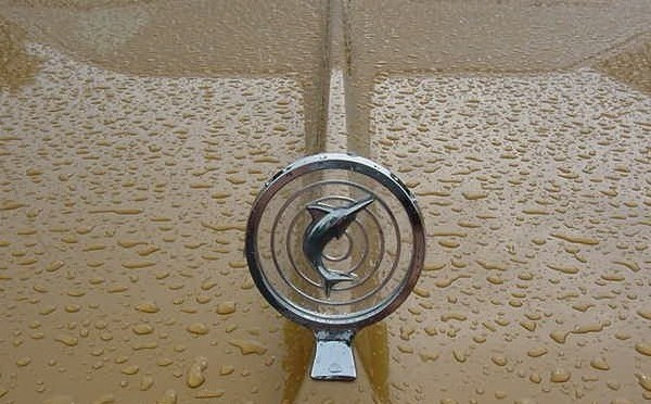 1967 AMC Marlin Fastback hood ornament