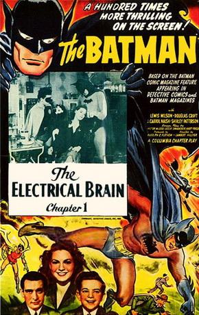 "Saturday Serials: ""The Electrical Brain"" (Batman, 1943)"