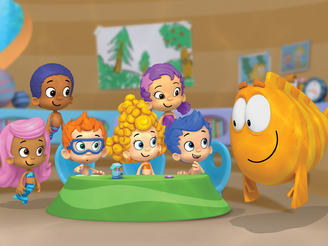 A Parent Reviews Children's Television: Bubble Guppies