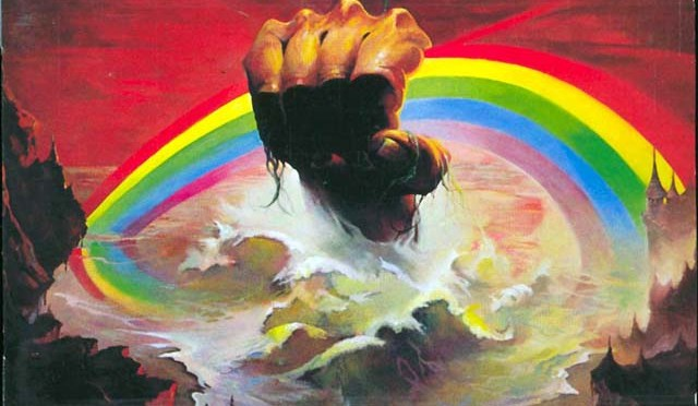 Album Cover of the Week: Rainbow — Rising | grayflannelsuit.net