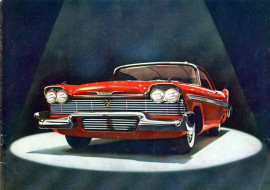 Retrotisements — 1958 Plymouth New Car Lineup