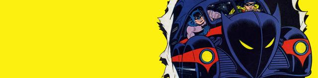 Free Wallpaper Friday: Classic Batman and Robin